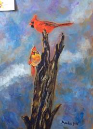 laurie anderson cardinals